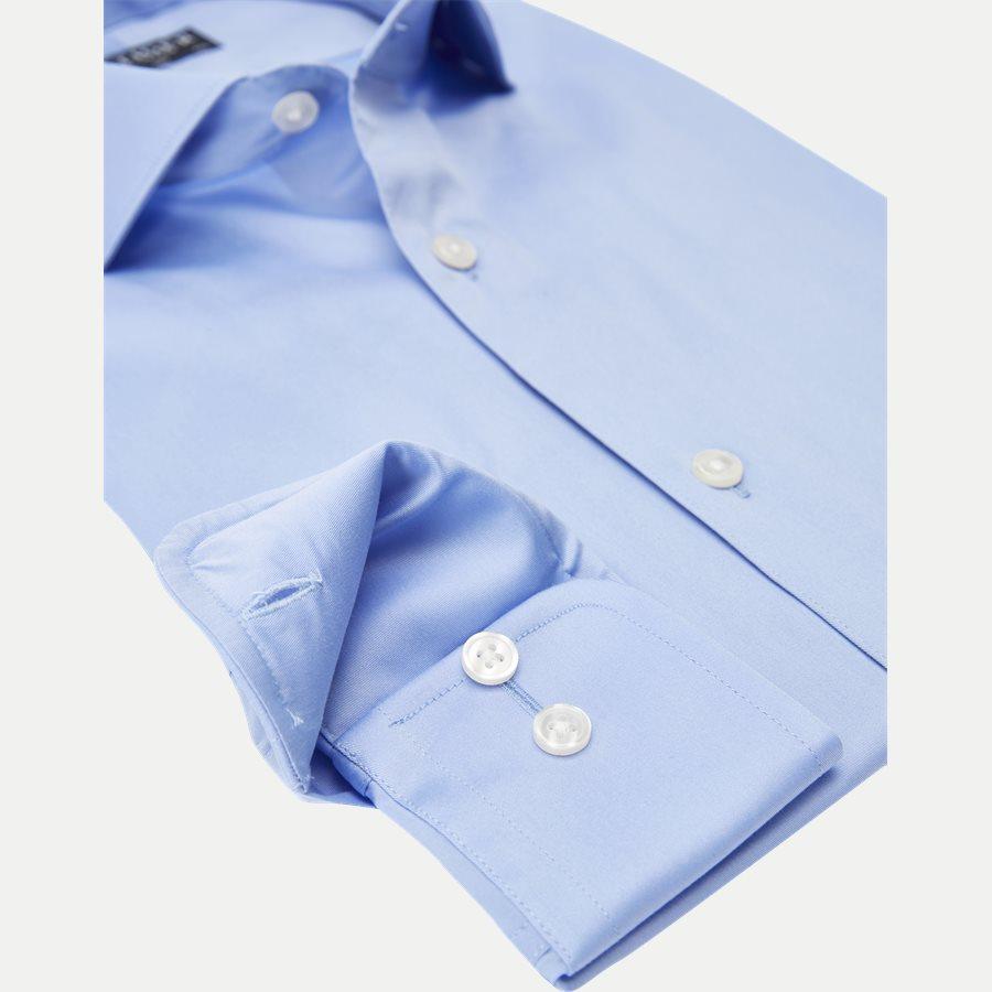 6b528e3cf89 39243 FARRELL 5 - Farrell5 Skjorte - Skjorter - Slim - L BLÅ - 4